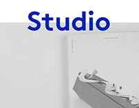 Studio Magazine Website