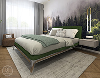 Bezručova Residence Bedroom