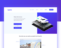 Spotful - Website and Branding