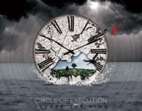"""Escape The Time"" Album cover"