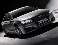 Audi S8 Campaign