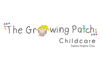 Logo Design for - The Growing Patch Childcare