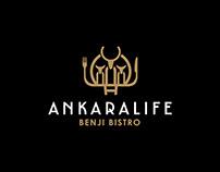 Ankara Life Benji Bistro | Logo&Branding