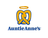 "Auntie Anne's ""Dog"" Stickers"