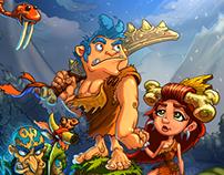 Jungle Jack Adventure Intro