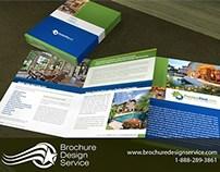 Brochure Design Sample for Real Estate Sector
