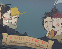"boardgame: ""pirates a la costa"""