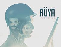 Rüya (The Dream)   Short Film Poster Design