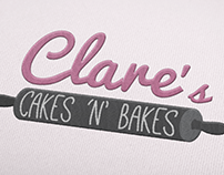Clare's Cakes 'N' Bakes
