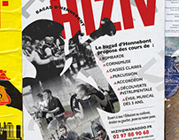 Hiziv - Bagad d'Hennebont Poster