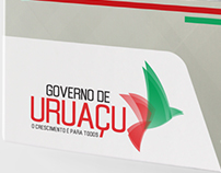 PREFEITURA DE URUAÇU - FOLDER
