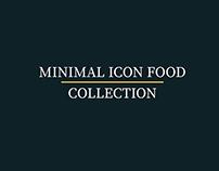 MINIMAL ICON FOOD