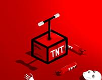 TNT DINAMITE -ILUSTRATION @SONGARTWORK