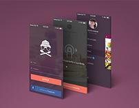App iOS - Spy Food