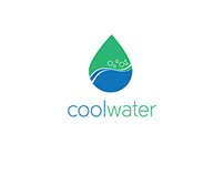 COOL WATER LOGO templates for sell
