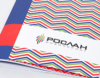 Roslan - logo & branding Identity Development