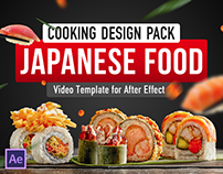 Cooking Design Pack - Japanese Food