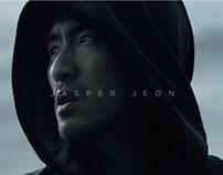 Muay Thai Athlete Jasper Jeon
