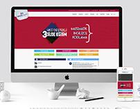 Erdem Koleji Responsive Web Sitesi Tasarımı ve Yazılımı