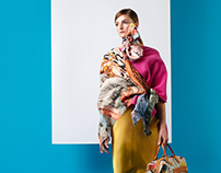 Beyond Scarf Spring-Summer Campaign 2019