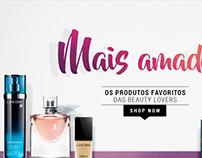 Lancôme Campaign