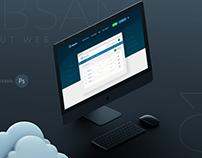 Layout Web - Absam.io