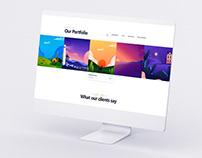 White iMac Video Mock Up