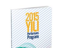 Sultanbeyli Belediyesi - 2015 Performans Programı Kapak