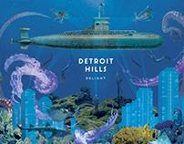 DETROIT HILLS «Delight»