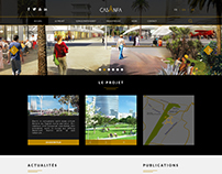 Casa Anfa Website