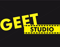 Branding Stationery Design for Geet studio