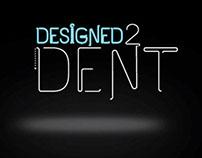 Designed2Dent Logo