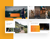 The Elevation – Travel Powerpoint and Keynote Template