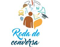 Roda de Conversa | WebSérie Logo