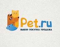 Logo PET.RU