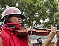 Resumen de las protestas de mayo en Caracas