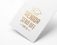 University Bookstore Senior Send Off Voucher - 2015