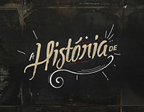 A História de - Branding