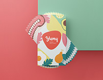 Yumy Food Delivery | App