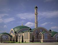 Mosque | Visualization | Color scheme