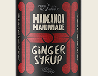 Hakanoa Handmade Packaging Labels (Concept)