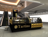 Tartino Booth ( City Stars )