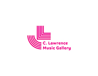 Branding: C. Lawrence Music Gallery