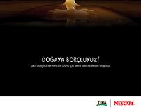 Nescafe / Print Ad