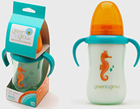 Ecosystem Sippy Cup - Green to Grow