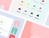 Cupcakes Atm UI/UX