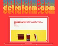detraform.com website