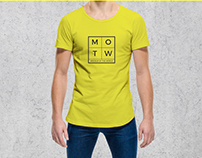 Young Cool Guy Wearing T-Shirt Mockup by MOTW