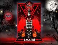 BACARDI (Helloween Display)
