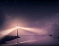 Nightcall - Digital Drawing